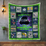 Green Bay Packers St Patricks Day NFL American Football Team Logo Gift For Packers Fans Quilt