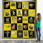 Pittsburgh Steelers All I need Steelers and a Whole life of Jesus Steelers Girl Classy Sassy and a bit Smart Assy gift for Steelers fans Fleece Blanket