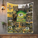 Seattle Seahawks NFC West Champions Legend Members NFL American Football Team Logo Gift For Seahawks Fans Quilt