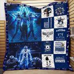 Dallas Cowboys Dak Prescott Dallas Cowboy One Nation under God Best Team Ever gift for Dallas Cowboys fans Quilt