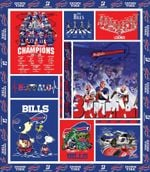 Buffalo Bills Defend Our Dirt Great Players NFL American Football Team Logo Gift For Bills Fans Fleece Blanket