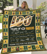 Seattle Seahawks The Legion Of Boom Legends NFL American Football Team Logo Gift For Seahawks Fans Quilt