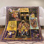Los Angeles Laker 2019 2020 NBA Champions Kobe Bryant King Of Los Angeles Laker gift for Lakers fans Kobe Bryant fans Fleece Blanket