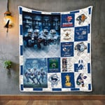 Dallas Cowboys is in my DNA Dallas Cowboys American Professional football team ever gift for Dallas Cowboys fans Quilt