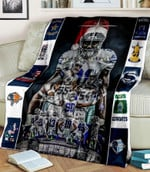 Dallas Cowboys Professional Football Team Ever I need new Haters The Old Ones Became My Fans gift for Dallas Cowboys fans Fleece Blanket