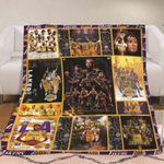 Los Angeles Laker This is Why We Play Los Angeles Laker is in my DNA Laker For Life gift for Lakers fans Fleece Blanket