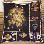Los Angeles Lakers Game of Thrones Lost Angeles Lakers American Professional Basketball Team Ever gift for Lakers fans Quilt