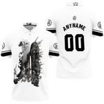 Linkin Park Legend Warriors Rock band Logo White 3D Designed Allover Custom Gift For Linkin Park Fans Polo shirt