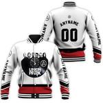 Linkin Park Legend Members Rock band Red White 3D Designed Allover Custom Gift For Linkin Park Fans Baseball Jacket