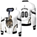Linkin Park Chester Bennington What I Have Done Rock band Logo White 3D Designed Allover Custom Gift For Linkin Park Fans Fleece Bomber Jacket