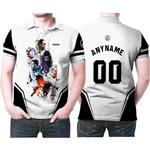 Linkin Park Legend Members Rock band Logo White 3D Designed Allover Gift For Linkin Park Fans Polo shirt