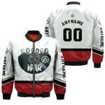 Linkin Park Legend Members Rock band Red White 3D Designed Allover Custom Gift For Linkin Park Fans Bomber Jacket