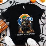 Jack Skellington Fanta Nightmare Before Drink Spooky Halloween Gift For Jack Skellington Fans Tshirt