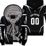 Linkin Park Famous Songs Rock band Logo Black 3D Designed Allover Custom Gift For Linkin Park Fans Fleece Hoodie