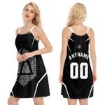 Linkin Park Famous Songs Rock band Logo Black 3D Designed Allover Custom Gift For Linkin Park Fans O-neck Dress