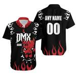 DMX American rapper Boxer Black 3D Designed Allover Custom Gift For DMX Fans Hawaiian Shirt