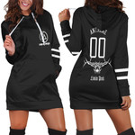Linkin Park Rock band Logo Black 3D Designed Allover Gift For Linkin Park Fans Hoodie Dress
