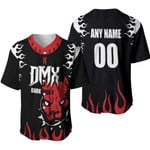 DMX American rapper Boxer Black 3D Designed Allover Custom Gift For DMX Fans Baseball Jersey