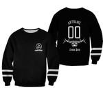 Linkin Park Rock band Logo Black 3D Designed Allover Gift For Linkin Park Fans Sweater