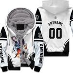 Linkin Park Legend Members Rock band Logo White 3D Designed Allover Gift For Linkin Park Fans Fleece Hoodie