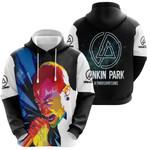 Linkin Park A Thousand Suns Chester Bennington Art Rock band Logo 3D Designed Allover Gift For Linkin Park Fans Hoodie