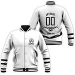 Linkin Park Rock band Logo White 3D Designed Allover Gift For Linkin Park Fans Baseball Jacket