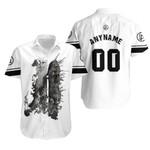 Linkin Park Legend Warriors Rock band Logo White 3D Designed Allover Custom Gift For Linkin Park Fans Hawaiian Shirt