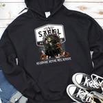 Jack Skellington Steel Reserve Nightmare Before Drink Spooky Halloween Gift For Jack Skellington Fans Tshirt
