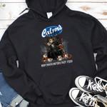 Jack Skellington Culvers Nightmare Before Coffee Spooky Halloween Gift For Jack Skellington Fans Tshirt