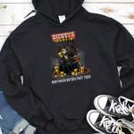 Jack Skellington Dickeys Barbecue Nightmare Before Coffee Spooky Halloween Gift For Jack Skellington Fans Tshirt