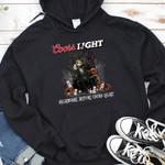 Jack Skellington Coors Light Nightmare Before Drink Spooky Halloween Gift For Jack Skellington Fans Tshirt