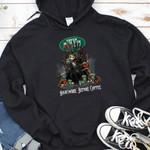 Jack Skellington Green Mountain Nightmare Before Coffee Spooky Halloween Gift For Jack Skellington Fans Tshirt