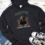 Jack Skellington Jameson Irish Whiskey Nightmare Before Drink Spooky Halloween Gift For Jack Skellington Fans Tshirt