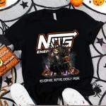 Jack Skellington Nos Nightmare Before Drink Spooky Halloween Gift For Jack Skellington Fans Tshirt