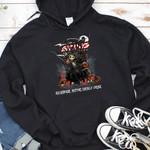 Jack Skellington Sting Nightmare Before Drink Spooky Halloween Gift For Jack Skellington Fans Tshirt