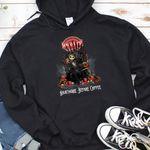 Jack Skellington Seattles Best Nightmare Before Coffee Spooky Halloween Gift For Jack Skellington Fans Tshirt