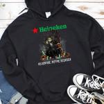 Jack Skellington Heineken Nightmare Before Drink Spooky Halloween Gift For Jack Skellington Fans Tshirt