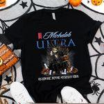 Jack Skellington Michelob Ultra Nightmare Before Drink Spooky Halloween Gift For Jack Skellington Fans Tshirt