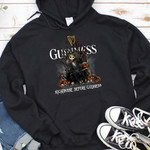 Jack Skellington Guinness Nightmare Before Drink Spooky Halloween Gift For Jack Skellington Fans Tshirt
