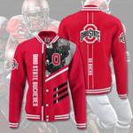 Topsportee NCAA OHIO STATE BUCKEYES Limited Edition Amazing Men's and Women's Varsity Jacket Full Sizes TOP000134