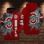 Topsportee NCAA OHIO STATE BUCKEYES Limited Edition Amazing Men's and Women's Hoodie Zip up Hoodie Full Sizes TOP000160