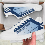 MLB Tampa Bay Rays Limited Edition Men's and Women's Skate Shoes NEW003359
