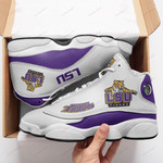 Topsportee NCAA LSU TIGERS Limited Edition Men's and Women's Jordan 13 Sneakers All US Size