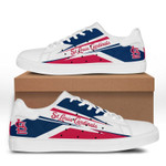 MLB St. Louis Cardinals Limited Edition Men's and Women's Skate Shoes NEW002758