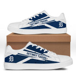 MLB Detroit Tigers Limited Edition Men's and Women's Skate Shoes NEW002742