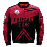 Topsportee NCAAF ALABAMA CRIMSON TIDE Limited Edition Bomber Jackets Full sizes TOP000276