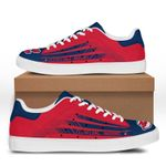 MLB Cleveland Indians Limited Edition Men's and Women's Skate Shoes NEW002540