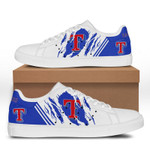 MLB Texas Rangers Limited Edition Men's and Women's Skate Shoes NEW002360