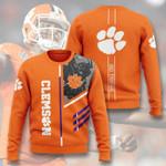Topsportee NCAA CLEMSON TIGERS Limited Edition Amazing Unisex Sweatshirt Full Sizes TOP000082