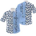 MLB Tampa Bay Rays Limited Edition Hawaiian Shirt Unisex Sizes NEW000359